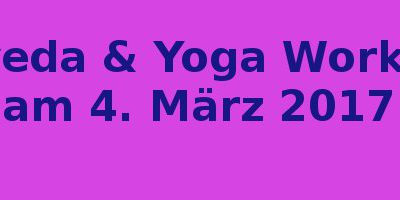 Ayurveda-Yoga-Workshop_4. März 2017_Yogastudio 15